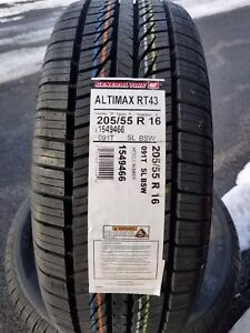 4 pneu neuf general tire altimax