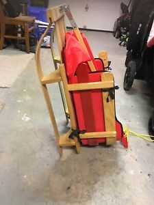 Like new vagabond sleigh - Excellent Condition!