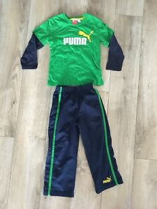 4T Puma Outfit