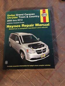 Dodge caravan Haynes Repair Manuel