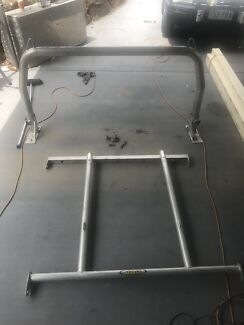 Alloy Ute racks full set