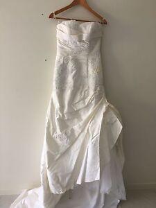 Designer Wedding Dress for sale Coomera Gold Coast North Preview
