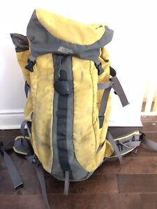 MEC Backpack ideal as Climbing Bag, Hiking or Travel Backpacking