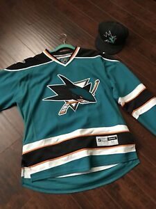 Sharks Apparel - Jersey and Hat!!