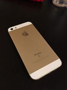 Gold Iphone SE with Virgin