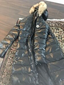 Moncler coat size xs to small