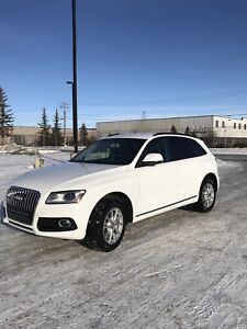 2014 Audi Q5 2.0 PREMIUM LEATHER QUATTRO CLEAN CAR PROOF