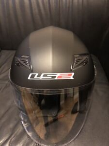 LS2 OF569 Motorcycle Helmet Small