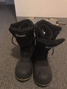 Winter safety boots 9