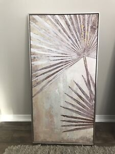 Large Framed Canvas -Wall Art