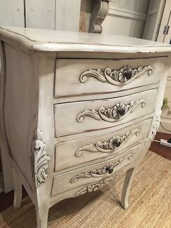 Shabby Chic French Side draw