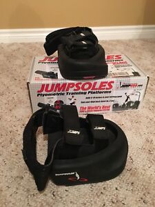 Jump Soles - Vertical Jump trainers