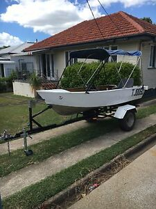 Boat and Trailer Kedron Brisbane North East Preview