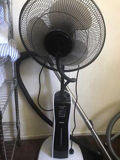 Cooling water fan