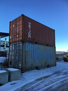 Seacan, shipping container, sea can, storage box - $2500