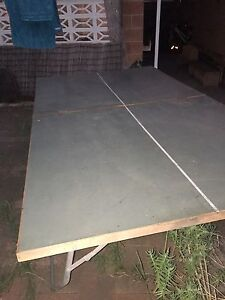 Ping Pong table $30 ONO. Netley West Torrens Area Preview