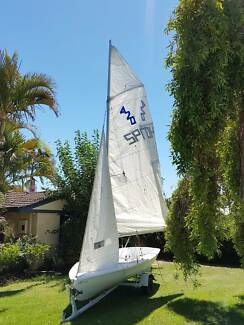 420 Class Sailing Boat – Stunning Yacht for beginners Bibra Lake Cockburn Area Preview