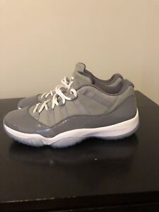 Jordan 11 Cool Grey Lows