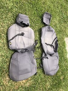 Ford ranger canvas seat covers front seats only | Other
