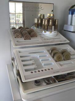 Jane Iredale Makeup countertop display