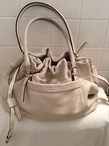 Kate Spade White Leather Purse LARGE