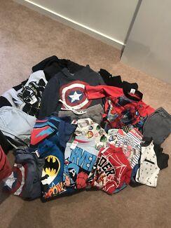 Boys Mixed Clothing Bundle