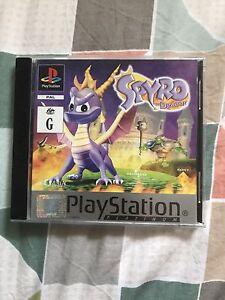PS1 game spyro the dragon Reynella Morphett Vale Area Preview