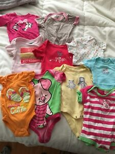 21 Items - 3 Month Girls Sleepers