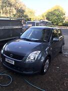 2008 Suzuki swift Giralang Belconnen Area Preview