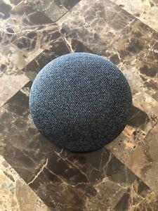 Google Mini Home Charcoal