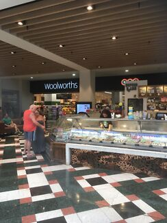 Macarthur Square salad shop for sale