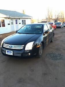 2007 Ford Fusion needs nothing