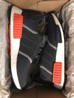 Adidas NMD R1 grey wool reflective