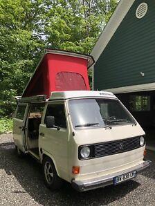 Volkswagen Vanagon Westfalia 1981 original