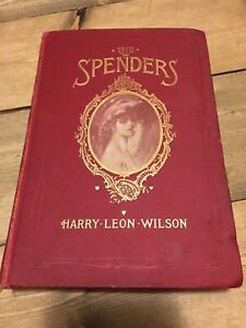 The Spenders 1902 second edition antique vintage