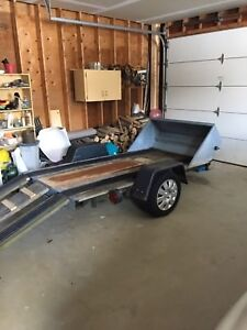 Snowmobile/ ATV Trailer