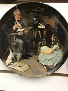 Rockwell's Light Campaign 10 Collectors Plates