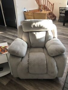 Love Seat and Two Recliner Chairs