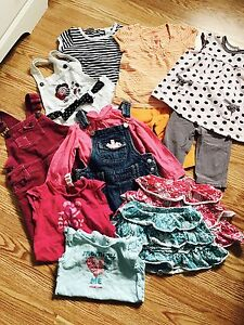 **Girls 18-24months summer lot**$20**