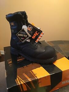 STC Duncan II CSA approved work boots w/ goretex