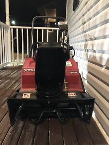 Murray electric snow blower.