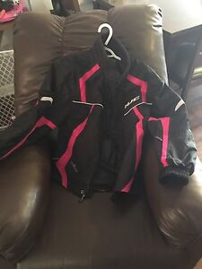HJC survivor suit WOMANS LARGE PANTS AND JACKET