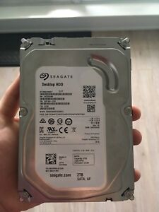 Seagate 2TB Internal Hard Drive 3.5""