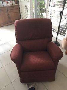Jason Recliner Chairs 47 Lounges 47 Armchairs X 2