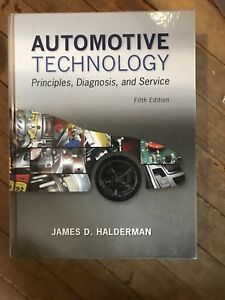 Automotive tech book