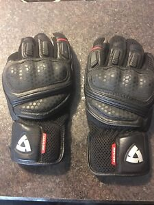 Rev It street bike gloves