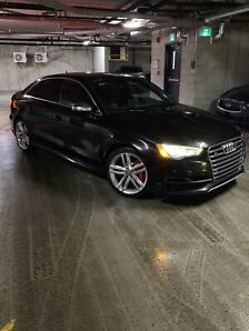 Audi S3 Stage2+ 400hp