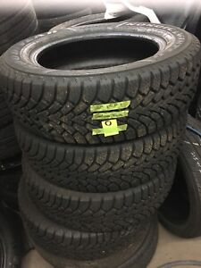 Winter Tires 225 60 R17