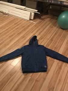 Men's large Billabong reversible jacket great shape