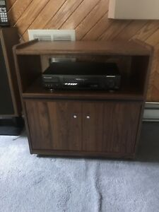 TV/CD Player stand